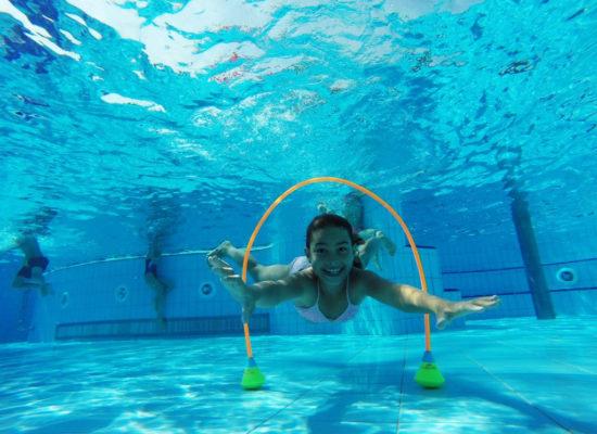 Video Laguna – plavalne počitnice Aqua