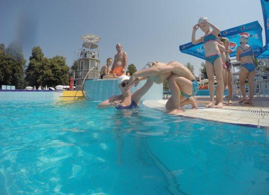 Laguna 2017 – dopoldanski tečaj plavanja
